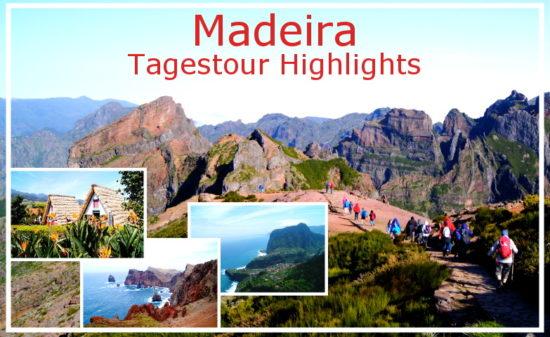 Das erwartet dich beim Madeira Tagesausflug Ost Tour Pico Arieiro, Santana und Ponta de Sao Lourenco